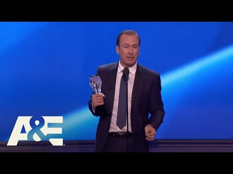 Bob Odenkirk Wins Best Actor in a Drama Series   22nd Annual Critics' Choice Awards   A&E