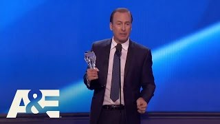 Bob Odenkirk Wins Best Actor in a Drama Series | 22nd Annual Critics' Choice Awards | A&E