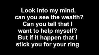 Bounty Killer - look into my eyes (Lyrics)