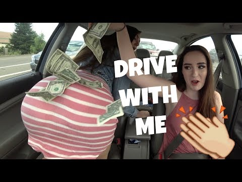 DRIVE WITH ME: TWERK & FREESTYLE RAP EDITION