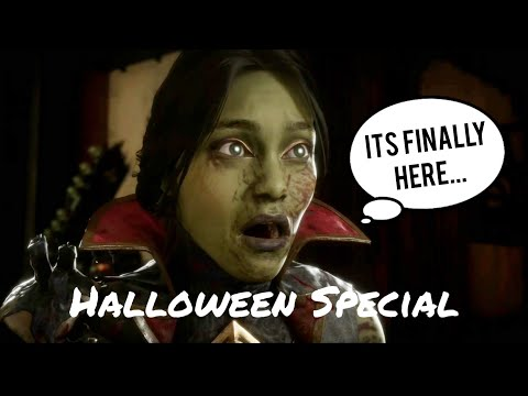 The Ultimate Halloween Special With Wicked Witch Jade!!! (Mortal Kombat 11 Ranked Matches)