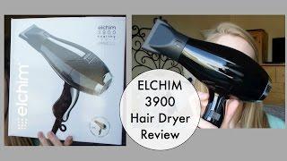 Elchim Ionic Hair Dryer Review