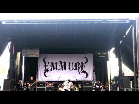 EMMURE: FULL SET WARPED TOUR 2017