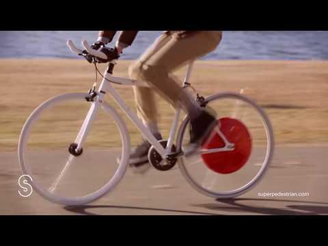 So what is the Copenhagen Wheel?