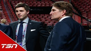 Babcock addresses his relationship with Dubas thumbnail