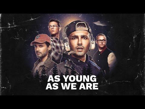 Tokio Hotel - As Young As We Are - Dream Machine - Album [AUDIO]