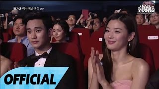 Repeat youtube video [Vietsub + Engsub + Kara] My Destiny - Lyn 린 @ The 50th Baek Sang Arts Awards