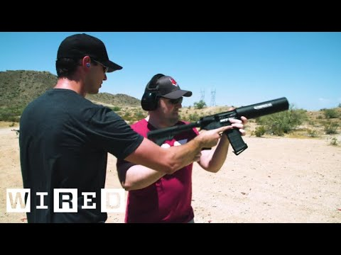 How to Shoot Down a Drone   WIRED