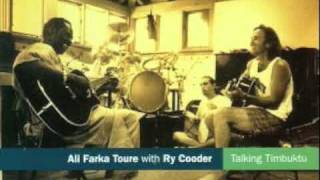 Ali Farka Toure with Ry Cooder - Ai Du