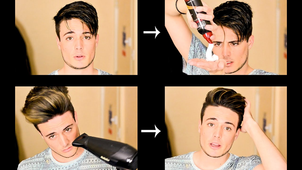 5 tips for undercut hairstyle - youtube