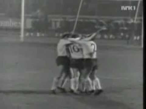 1968 - Norway humiliates France (World Cup Mexico '70)