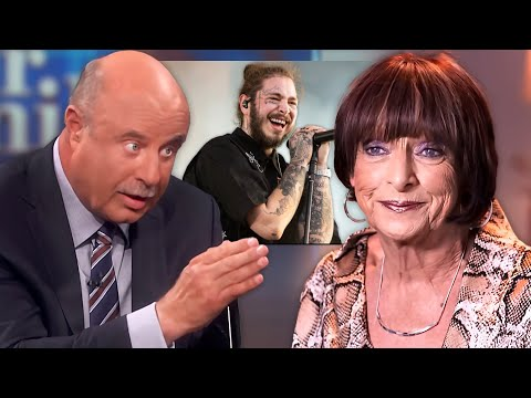 Dr Phil Vs. 70 Year Old Woman Who Thinks She's Dating Post Malone