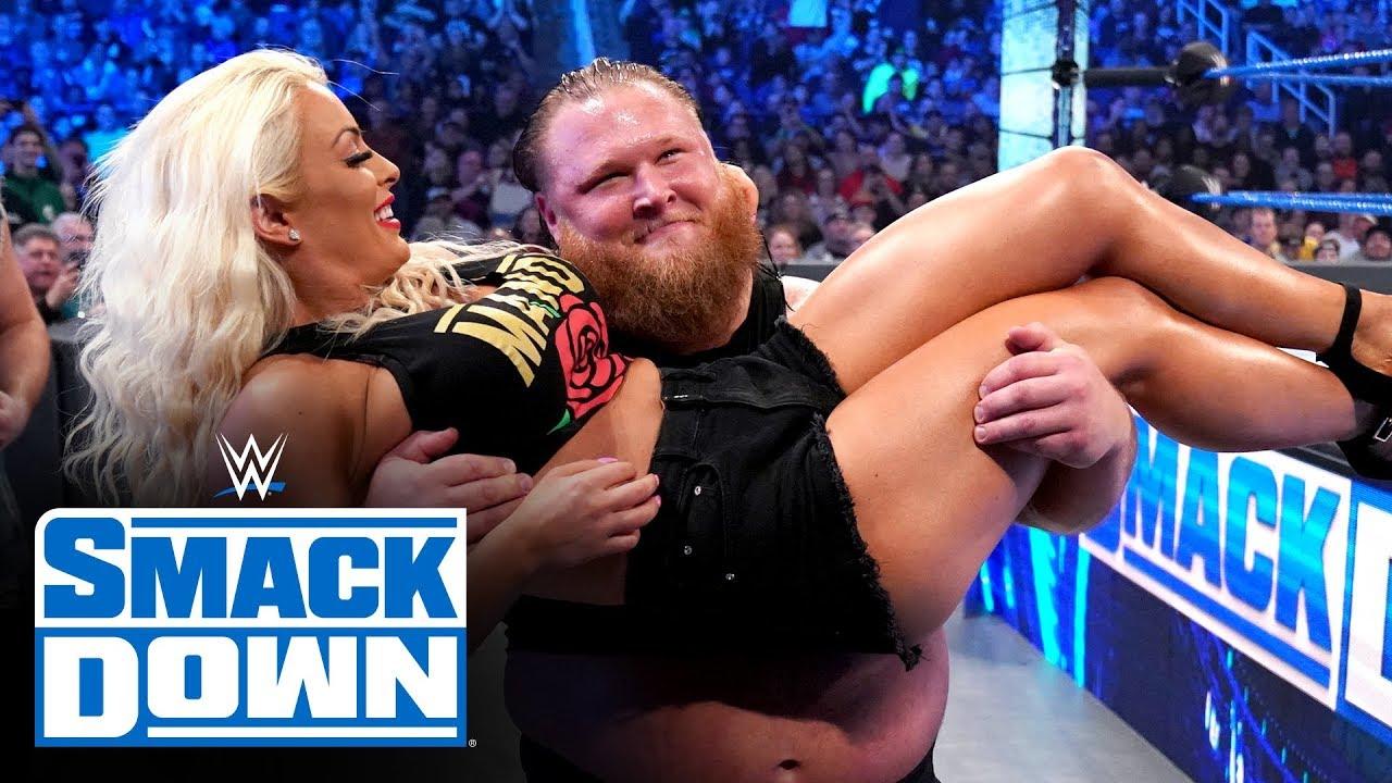 Otis and Mandy Rose's magical moment derails Sonya Deville: SmackDown, Jan. 17, 2020