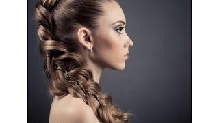 Как сделать прическу самой себе из длинных волос?