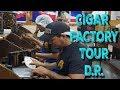 La Aurora cigar factory tour // Expat life in the Dominican Republic