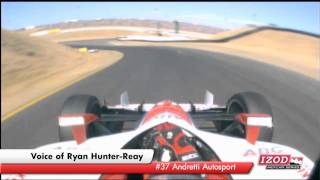 A lap of Infineon Raceway