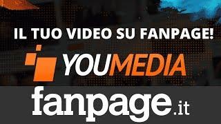 Come Caricare un Videoclip su Fanpage #GRATIS senza Ufficio Stampa!