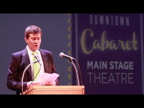 Downtown Cabaret Theatre Press Conference 2015