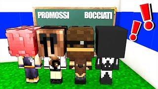 LA SCUOLA È FINITA!! *PROMOSSI E BOCCIATI* - Scuola di Minecraft #39