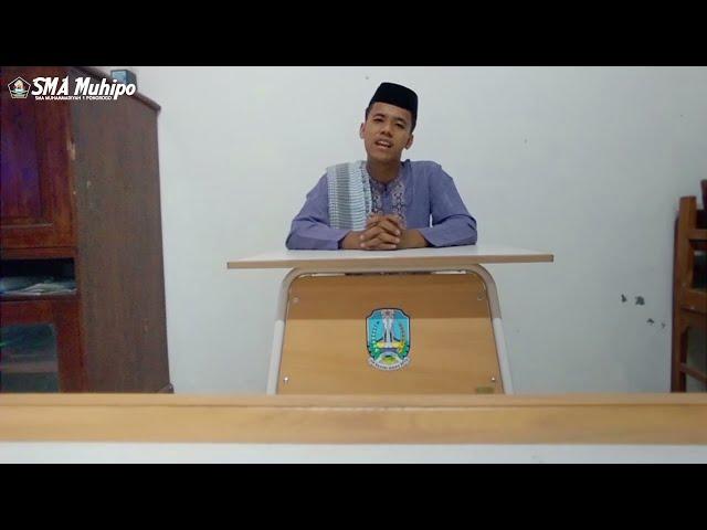 PARADE DAKWAH | MOHAMAD HASAN | XI IPA 2 | SMA MUHAMMADIYAH 1 PONOROGO