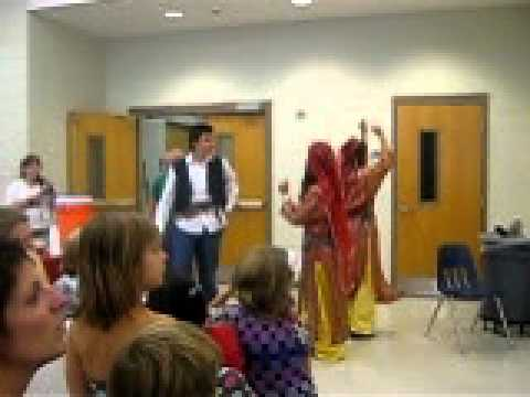 Multicultural Potluck At Bolton Academy