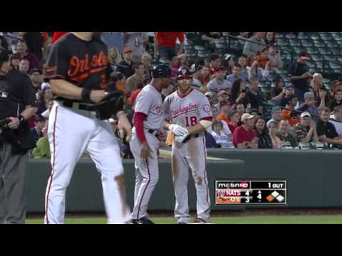 2011/05/20 Espinosa's RBI triple