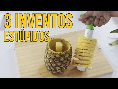 3 inventos estúpidos... ¡QUE FUNCIONAN! - Visto en Internet