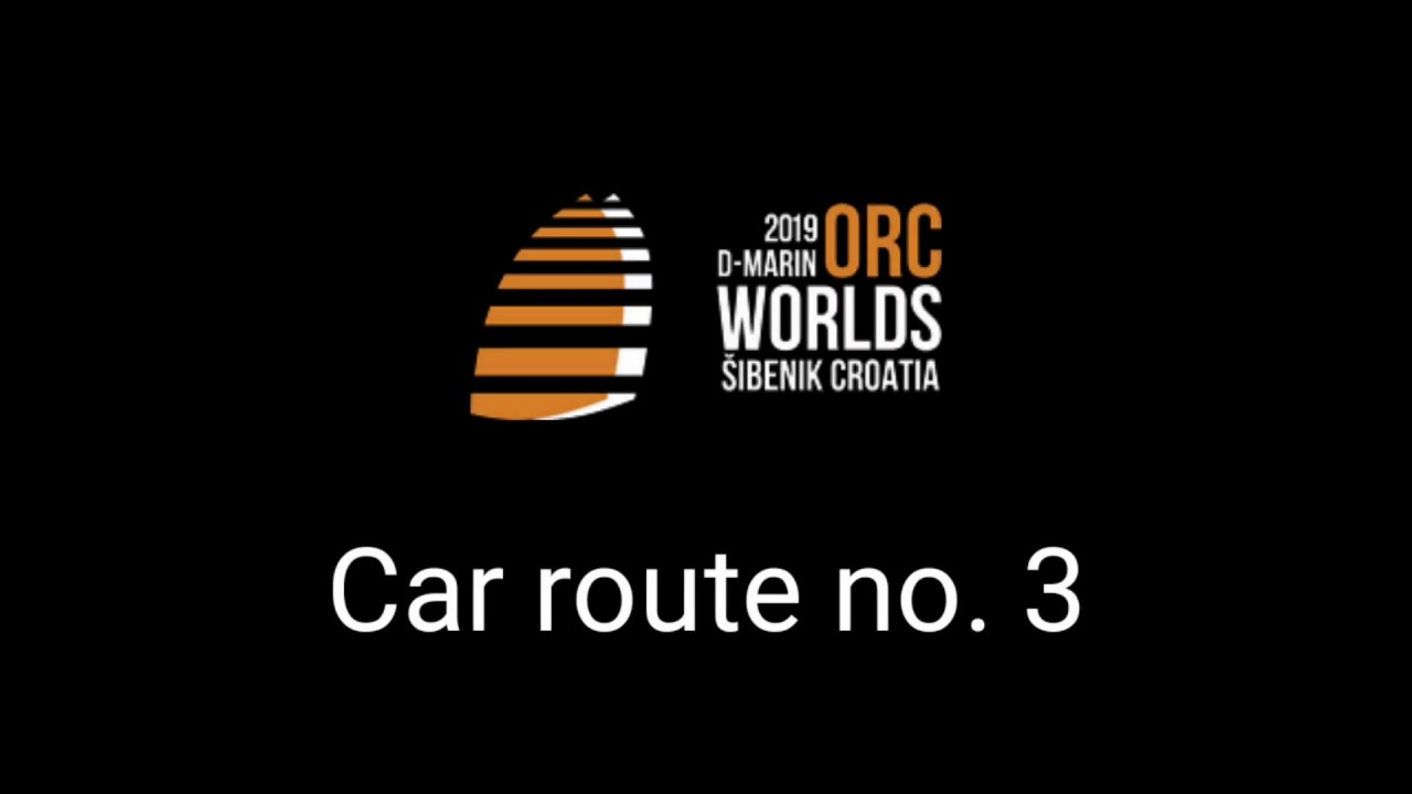 Car route no.3
