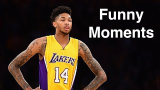 Brandon Ingram Funny Moments