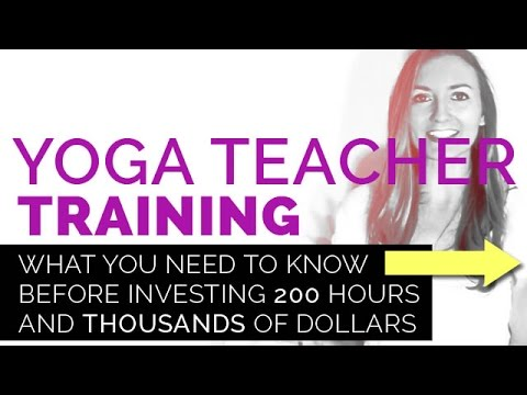 How to Become a Yoga Instructor: Yoga Teacher Training Tips - What You Need to Know
