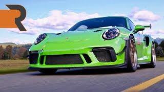 "This Porsche 911 GT3 RS ""Kermit"" is a Modified 991.2 Built for Precision"