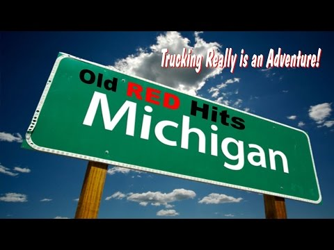 Old RED Hits Michigan