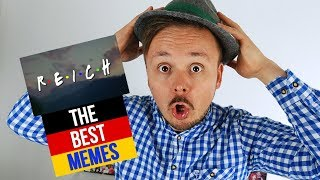 The Marvelous Germany/German Meme Review | German Memes | Get Germanized | Episode 03