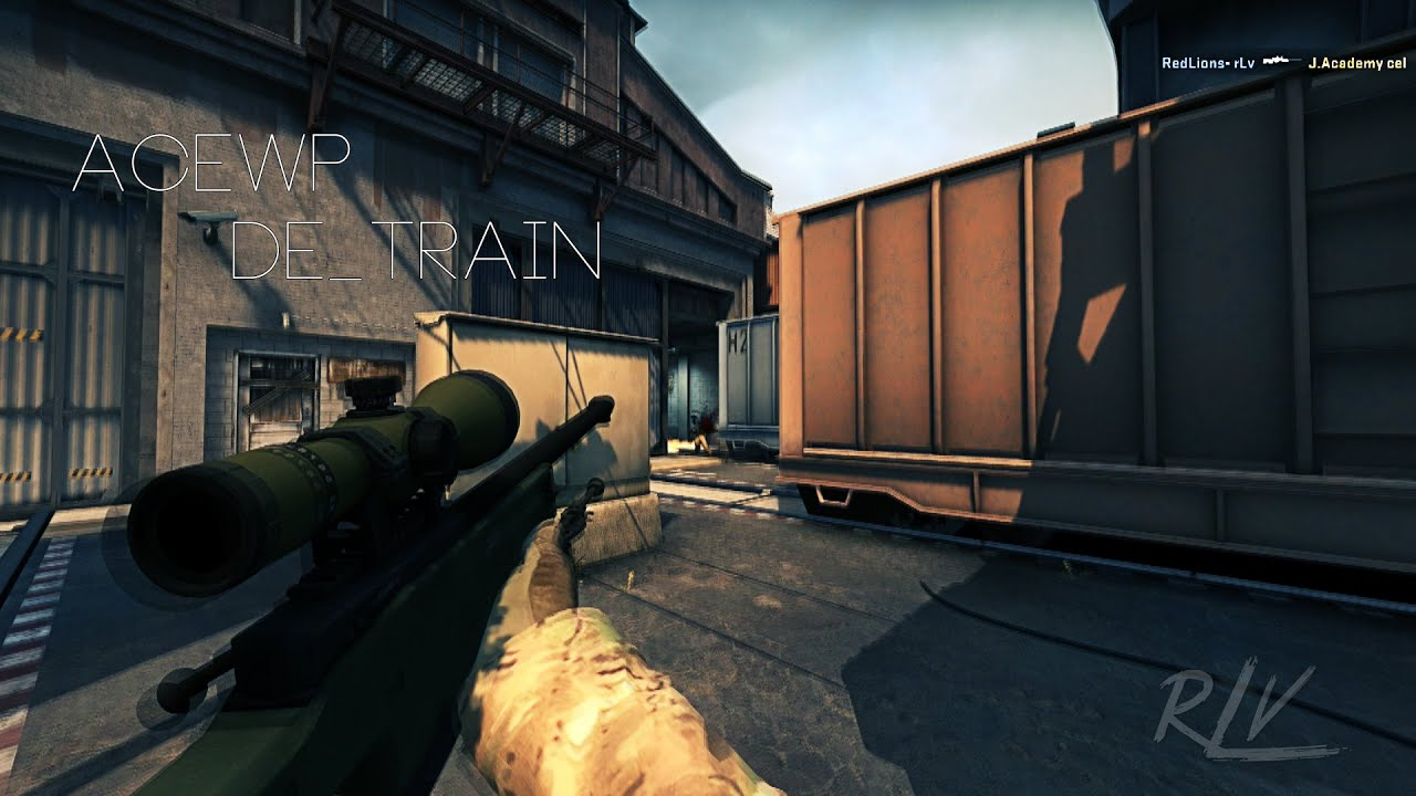 how to train in cs go