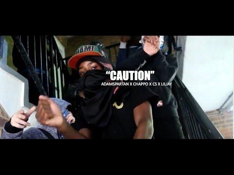 #A14 #MT1 Adam Spartan x Chappo x CS x Lil Jay - Caution | Vis By TrapEffxcts