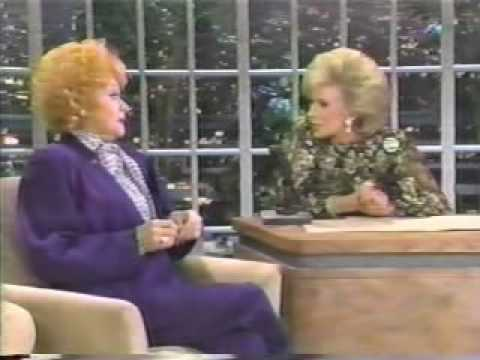 Lucille Ball on Joan Rivers Part 1