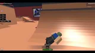 Roblox Scateboarding