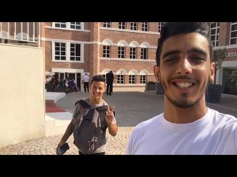 VLOG 1 :spectacle à British International School casablanca