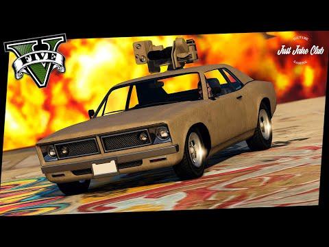 WEAPONIZED TAMPA CUSTOMIZATION GUIDE & REVIEW: GTA 5 GUNRUNNING ONLINE
