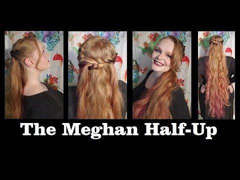 The Meghan Half-Up