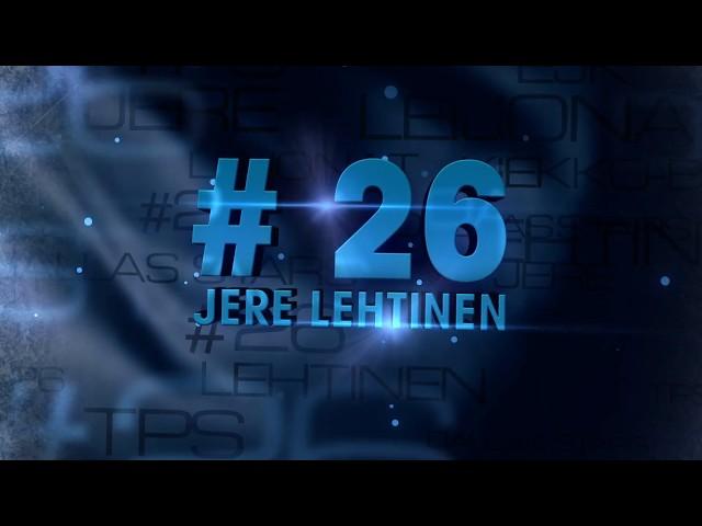 Jere Lehtinen #26 traileri