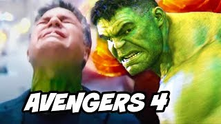 Avengers Infinity War Part 2 New Ultimate Hulk Explained