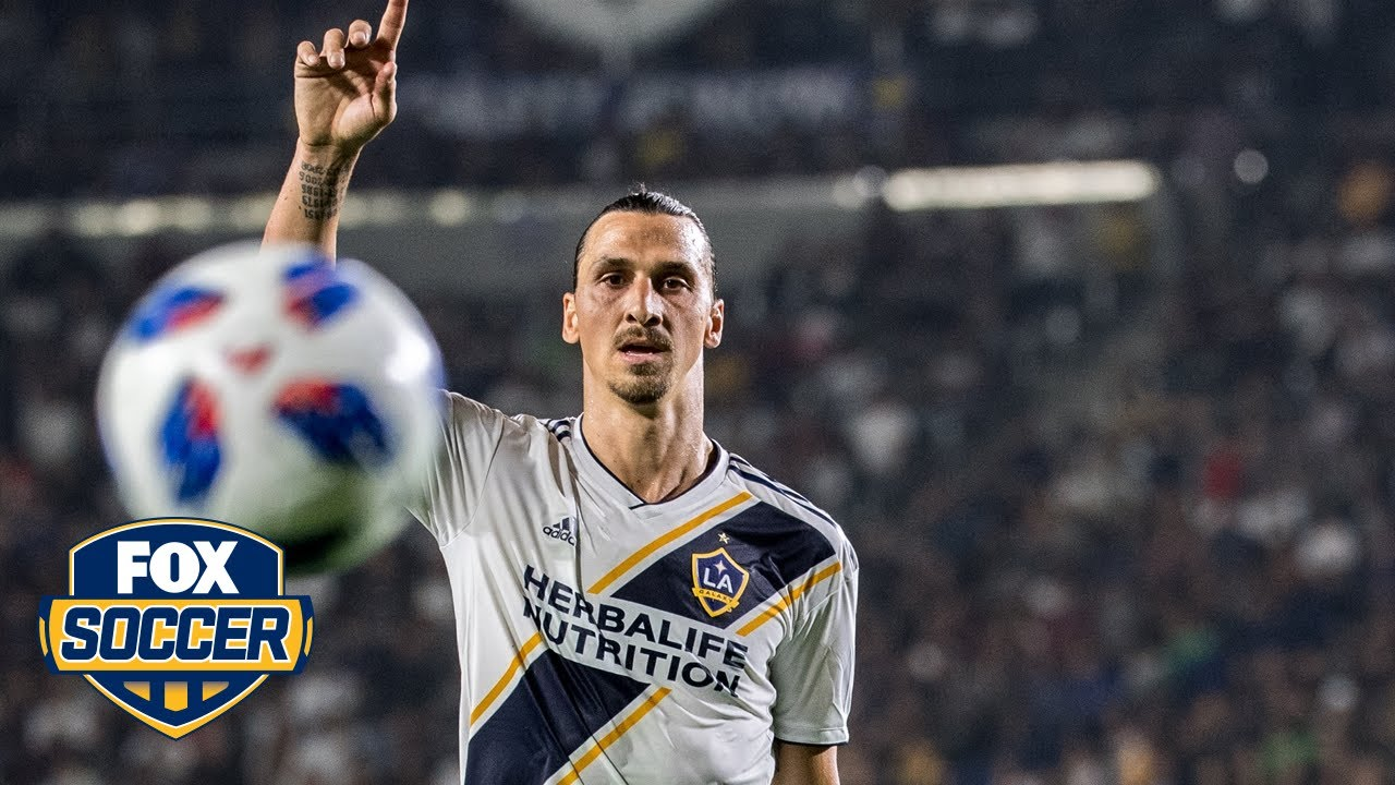 Zlatan Ibrahimovic's 500th career goal was ridiculous | FOX SOCCER