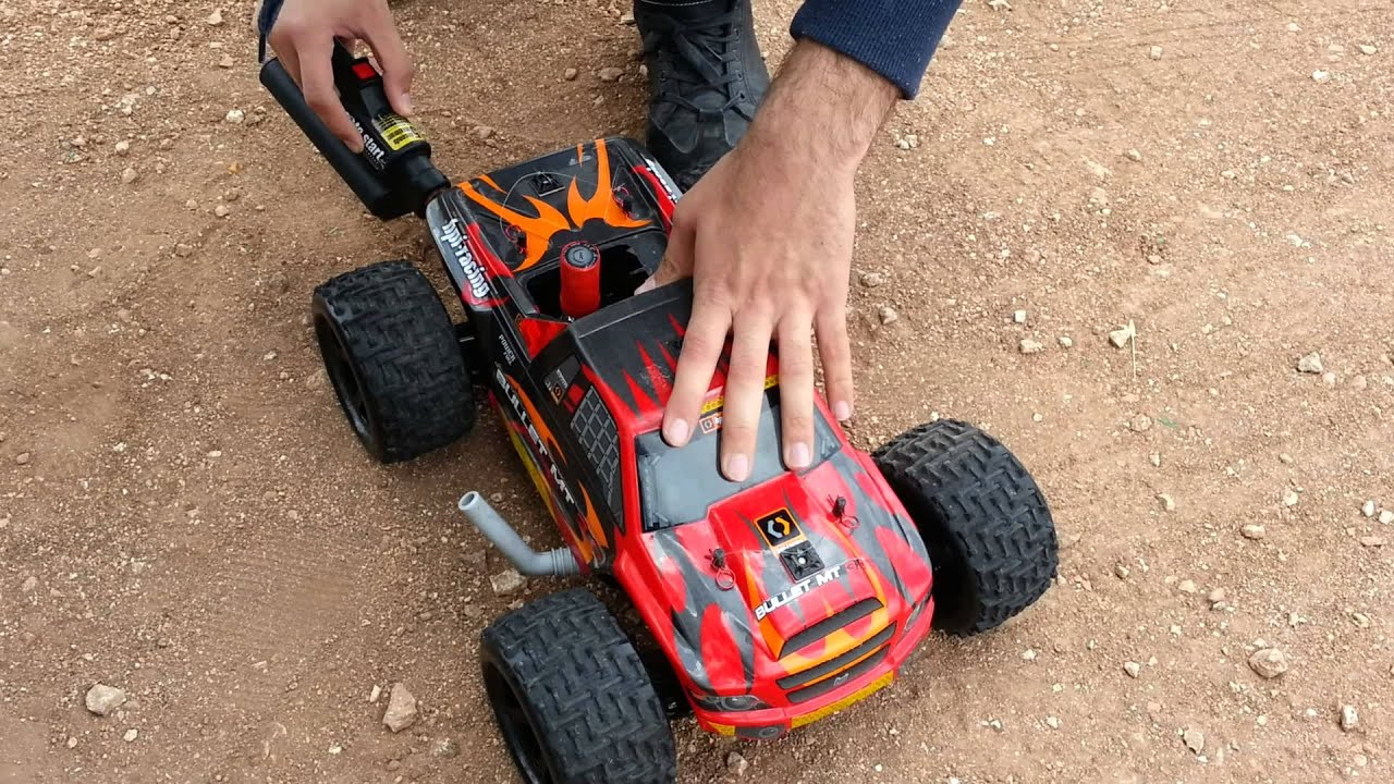 Hpi bullet mt 3 0 with roto start