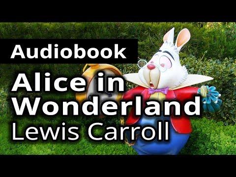 ALICE IN WONDERLAND by Lewis Carroll - FULL Audiobook