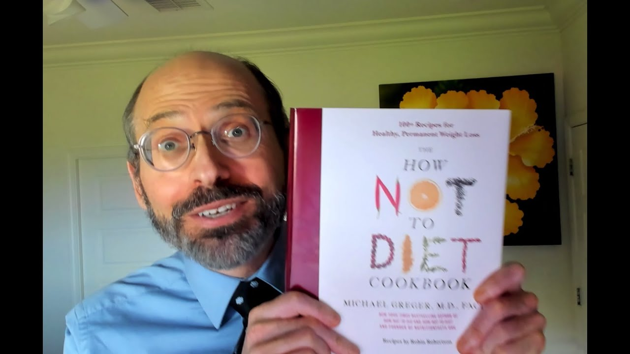 The How Not to Diet COOKBOOK Is Coming Soon