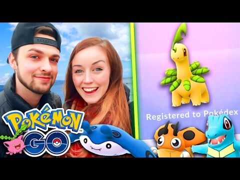 🇮🇪 Pokemon GO in IRELAND!☘ - STARTER NEST, CRITICAL CAPTURE AND MORE!