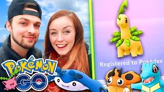 🇮🇪 Pokemon GO in IRELAND!☘ - STARTER NEST, CRITICAL CAPTURE AND MORE!