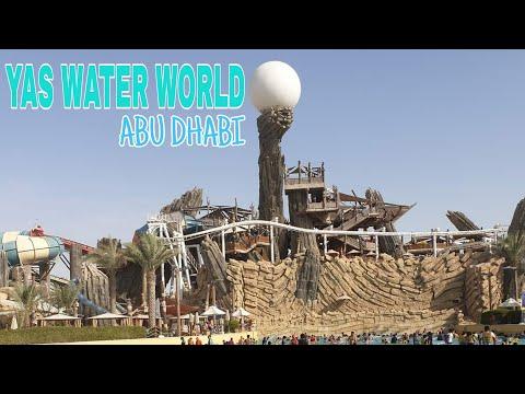 Yas Waterworld Abu Dhabi – Family Trip August 2020