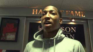 Carson-Newman Basketball: Charles Clark TSWA State Player of the Week 3-10-15